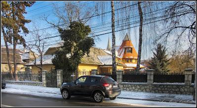 Photo: Str. Dr. Ioan Rațiu, Nr.44 - Casa parohială a Bisericii Reformate-Calvine din Turda-Veche,  Casa memorială Sándor Petőfi - Monument istoric  - 2017.01.09