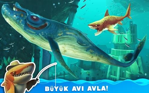 Hungry Shark World google play ile ilgili görsel sonucu