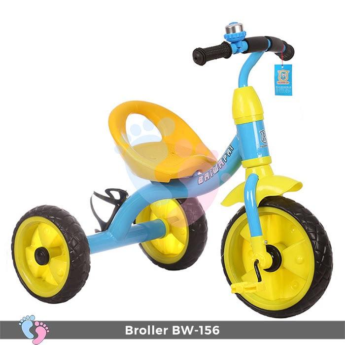 Xe đạp ba bánh trẻ em Broller XD3-156 8