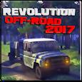 Revolution simulator off-road 2017 : Spin the dirt icon