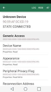 App B-BLE(BLE4.0 Scan) APK for Windows Phone