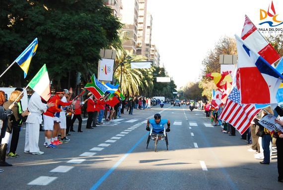 """Vive con nosotros un Maratón """"de Oro"""""""