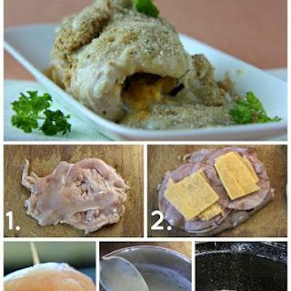 Chicken Cordon Bleu in the Crock Pot