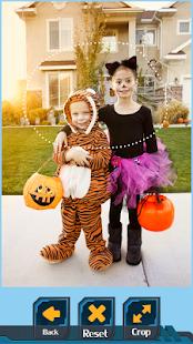 Halloween Crop Photo - náhled