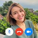 Amanda Manopo - Video Call Prank icon