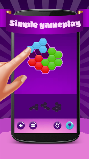 Hexa Puzzle Hero 1.52.1 screenshots 2