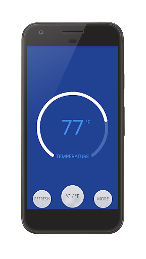 Simple thermometer  screenshots 2