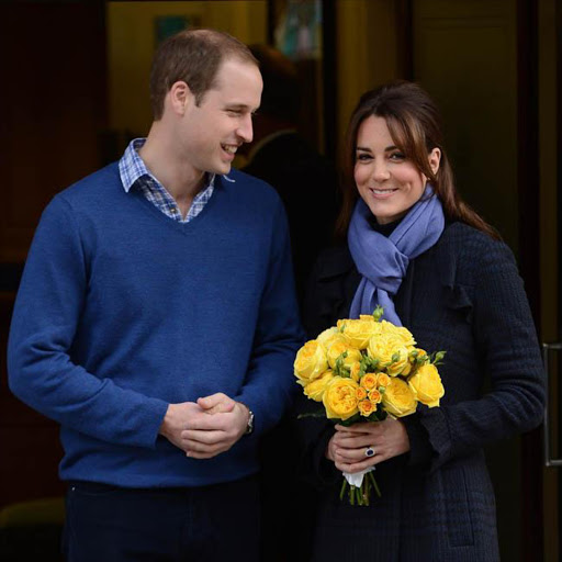 Prince William and Duchess Catherine. File photo