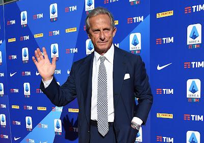 Du changement au sein de la Ligue italienne de football
