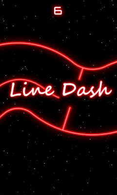 Line Dash - screenshot