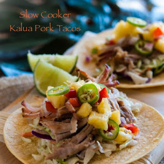 Kalua Pork Tacos with Pineapple Salsa