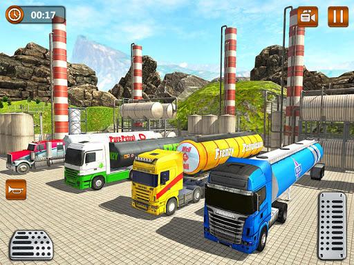 Offroad Oil Tanker Truck Transport Driver 1.6 screenshots 16