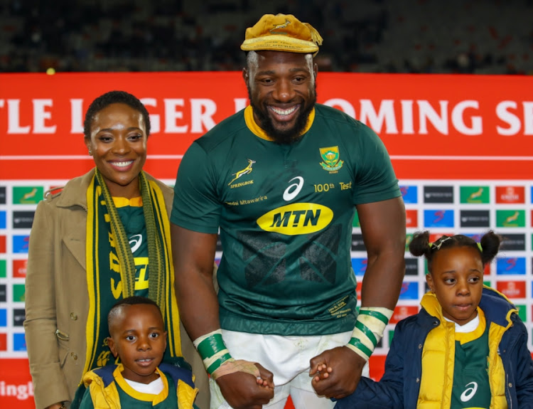 'Beast' Mtawarira receives surprise call from president Cyril Ramaphosa on emotional week