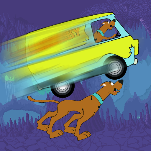 scooby boo scary journey