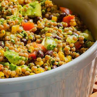 Southwest Whole Wheat Couscous Salad.