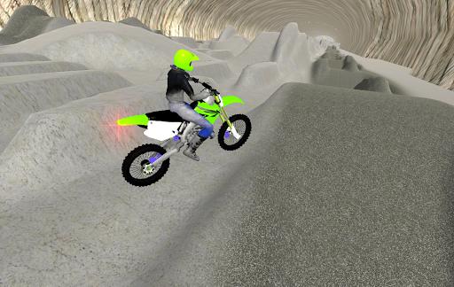 Downhill Jump Track