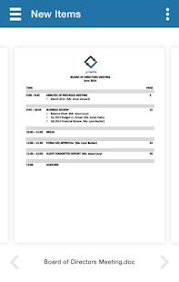 MeetX H5 - náhled