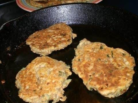 Chickpea-barley Fritters Recipe