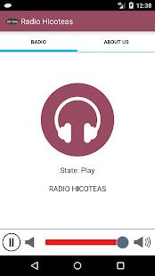 Radio Hicoteas - náhled