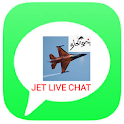Jet live To Chat icon