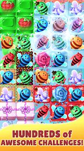 Honey Bee Mania: Brilliant Puzzles screenshot