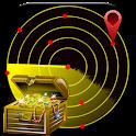 Gold Treasures Tracker icon