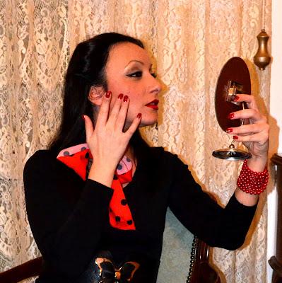 Lussuria Anni 50 di Didi - Diana Gabrielli