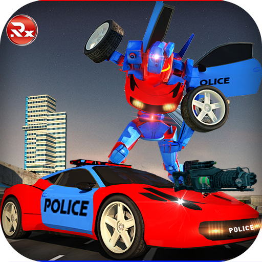 Police Robot Car Simulator (game)