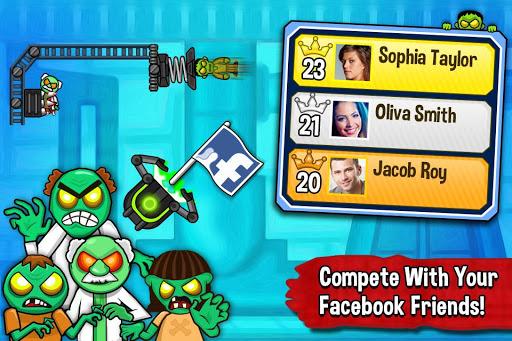 Zombie Ragdoll screenshot 5