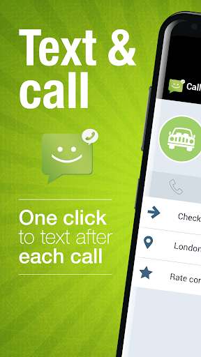 CallerID & SMS from Android 4.4 screenshot 1