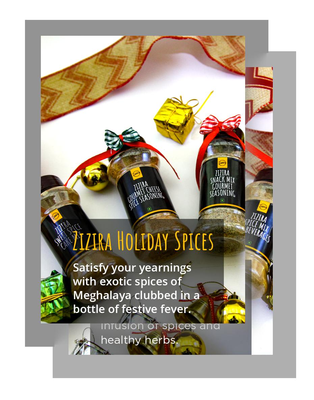 Zizira Exotic Spice from Meghalaya