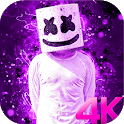 marshmello wallpaper icon