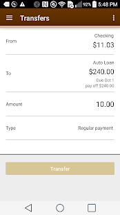Patterson State Bank Mobile Screenshot 3