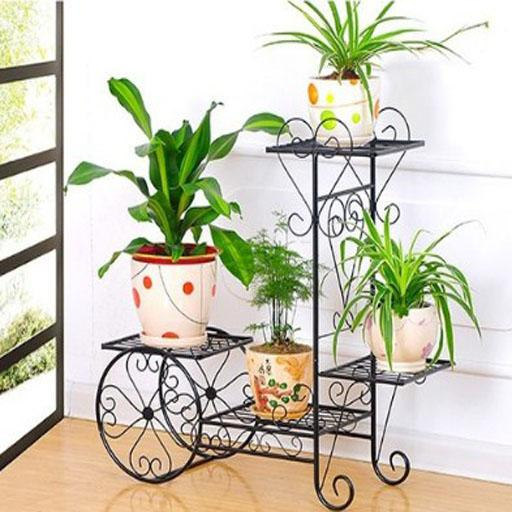 Iron Flower Pot Android APK Download Free By Sekoni
