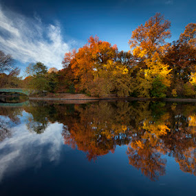 *** by Alexandru Popovski - Landscapes Waterscapes ( fall, color, colorful, nature )