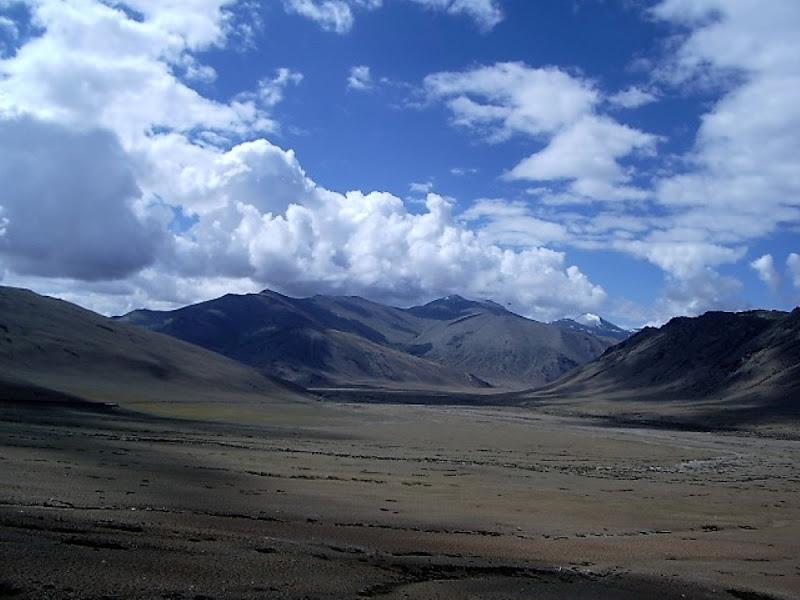 Deserto in alta quota, Ladack. di terazuc