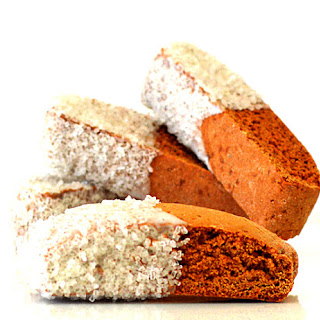 Gingerbread Biscotti {Vegan}