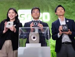 Harga kamera fujifilm Instax Square