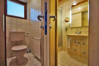 Photo: Dusche und WC sind getrennt