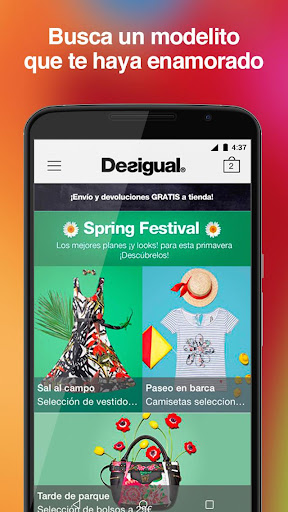 Desigual - Comprar Moda Online