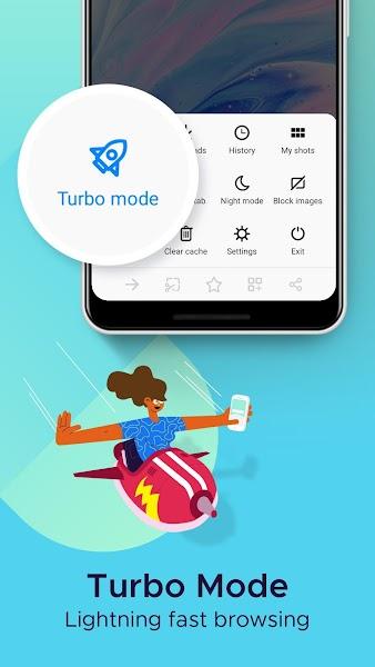 Firefox Lite Screenshot Image
