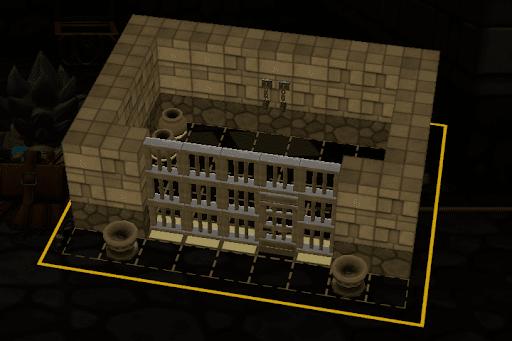 ビルダーズ2「地下牢の設計図」