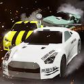 Car Tuning Demolition Racing - DERBY8 icon