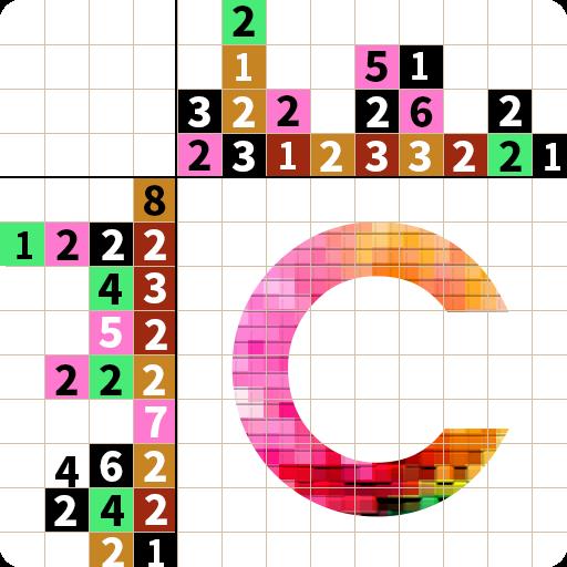 Picross TwoColor - nonograms 解謎 App LOGO-硬是要APP