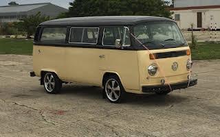 Volkswagen Kombi Rent Gauteng