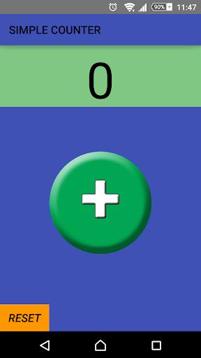 简单的计数器 - Simple counter