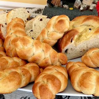 Sweet Braided Bread.