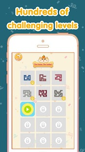 Puppies & Kittens - Line Puzzle Game Screenshot