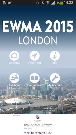 EWMA 2015