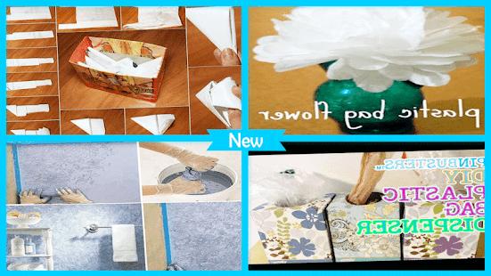 Unique DIY Plastic Bag - náhled